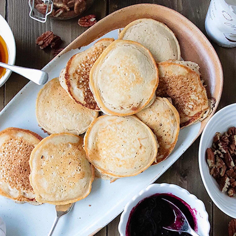Ultimate American 'buttermilk' Pancakes