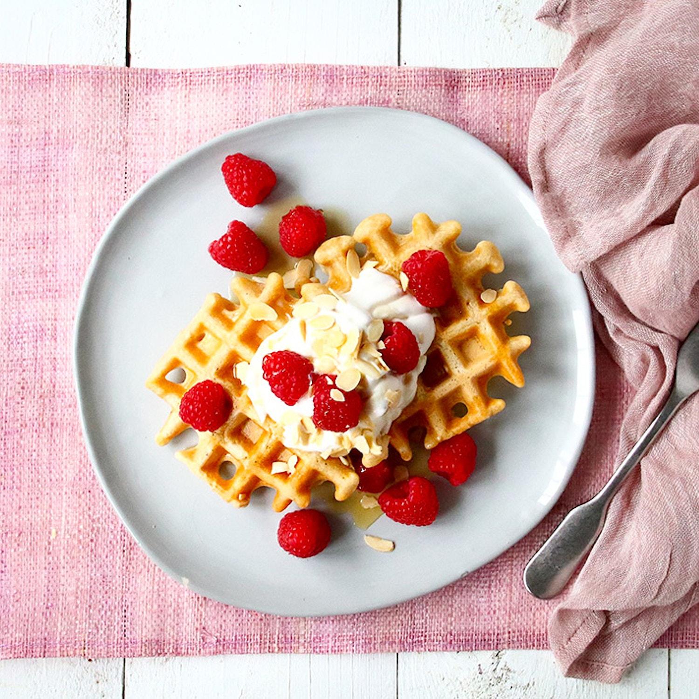 Ultimate 'Buttermilk Waffles'
